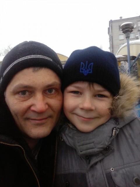 Владимир, Киев, м. Дорогожичи, 40 лет, 1 ребенок. Хочу найти Сыну маму, спокойного адекватного человека для создания семьи