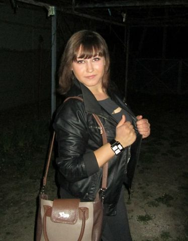 Оксана, Россия, Приморско-Ахтарск, 26 лет