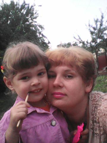 Лена, Россия, Отрадная, 36 лет