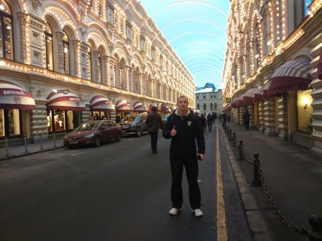 Серёга, Россия, Ногинск, 32 года