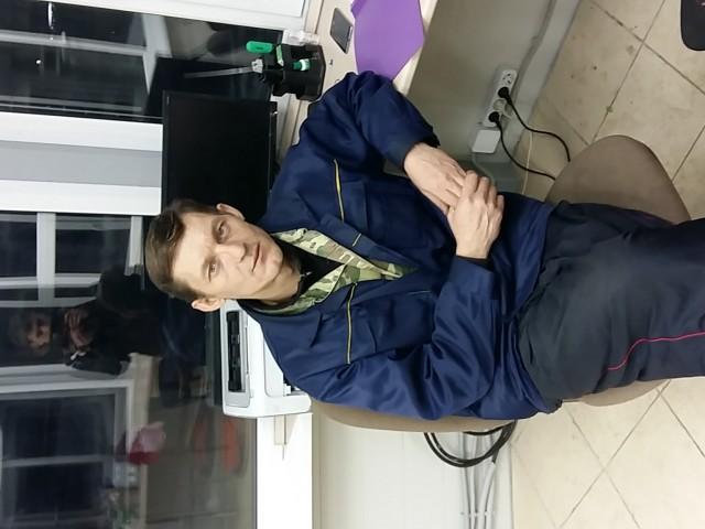 Александр, Россия, Талдом, 40 лет