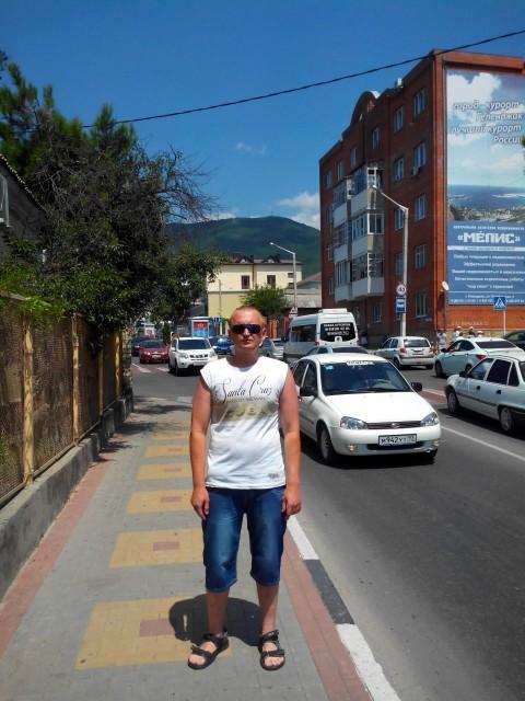 Дима, Россия, Грязи, 42 года