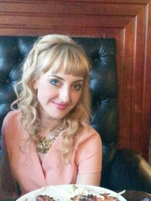 Анна, Россия, Химки, 38 лет
