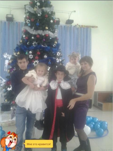 Олеся, Россия, Крымск, 33 года, 4 ребенка. Одинокая мама, домохозяйкп