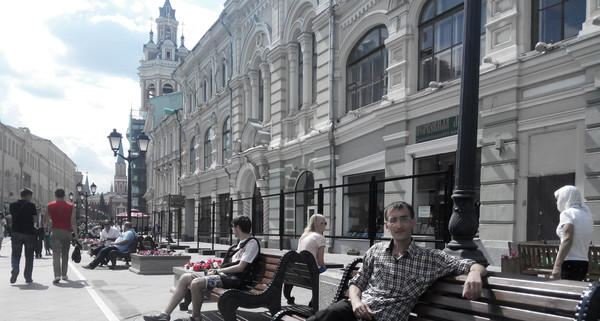 Оганес, Россия, Не важно, 38 лет