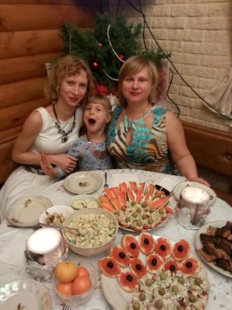 Олеся, Россия, Долгопрудный, 35 лет