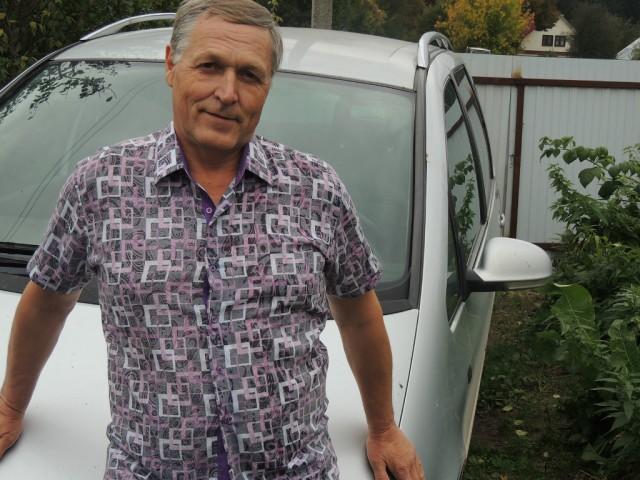 владимир, Россия, Волоколамск, 61 год