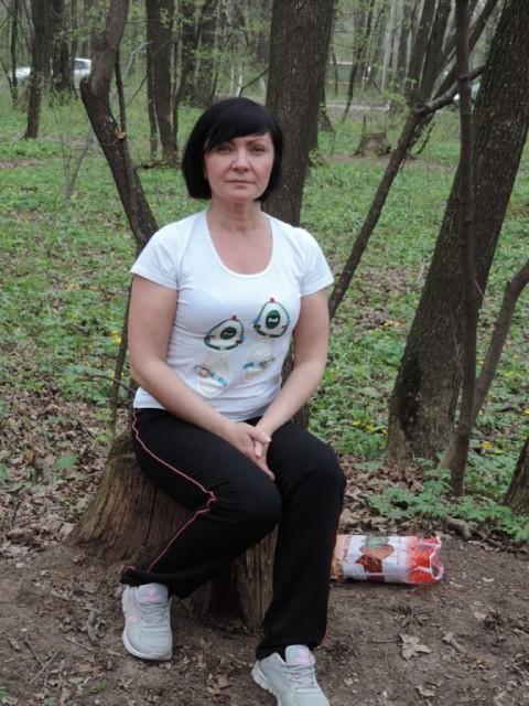 Светлана, Россия, Воронеж, 50 лет