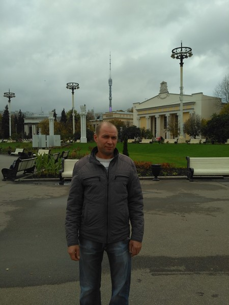 Василий Олейников, Россия, Воронеж, 44 года