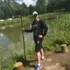 Удачная рыбалка.)