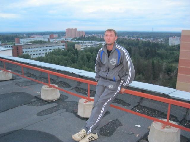 Сергей, Россия, Краснознаменск, 34 года