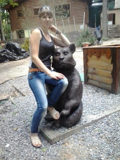 Юлия Толстая, Украина, Изюм, 28 лет. .......