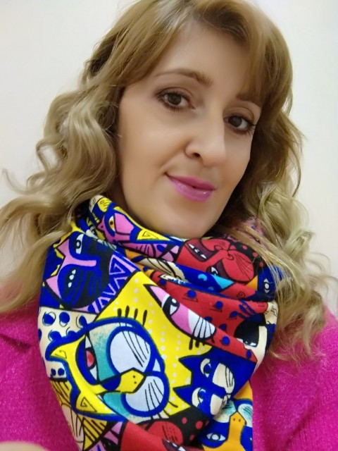 Ирина, Россия, Щёлково, 41 год