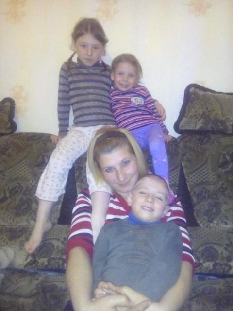 Алена Федоренчик, Беларусь, Червень, 27 лет, 1 ребенок. Сайт мам-одиночек GdePapa.Ru