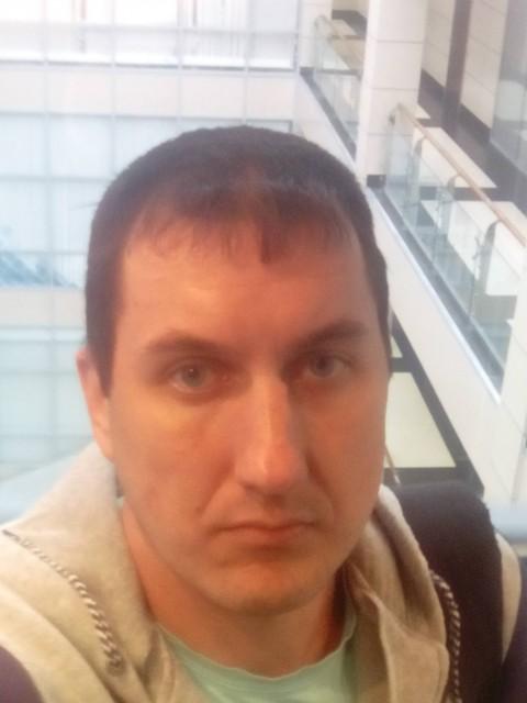 Антон, Россия, Кольчугино, 34 года