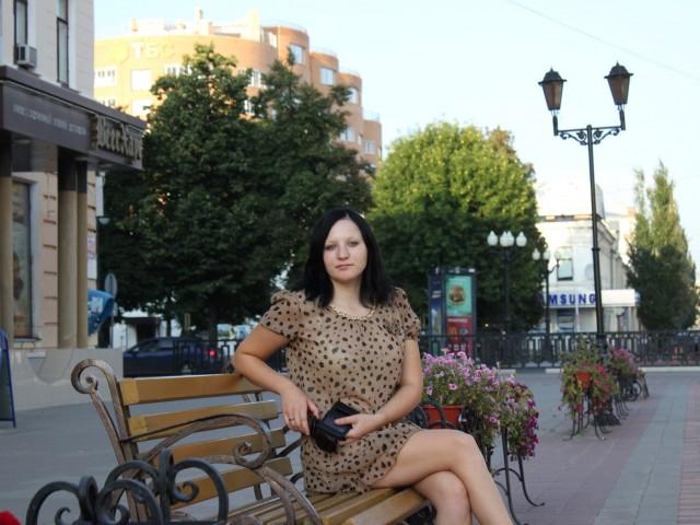 Наталия, Россия, Кирсанов, 24 года