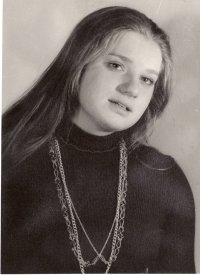 Валентина Дмитриева, Россия, Москва, 54 года. Я