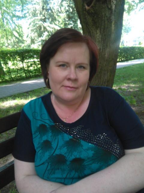 Наталья, Беларусь, Кобрин, 43 года