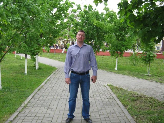 Александр, Россия, Богучар, 37 лет