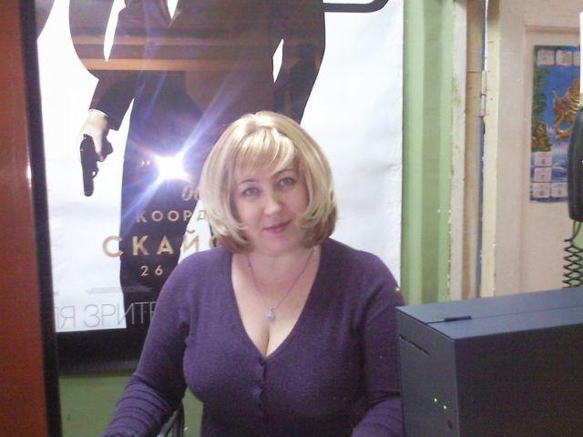 Ольга Варламова, Россия, Н.Новгород, 46 лет. Хочу найти мужчину