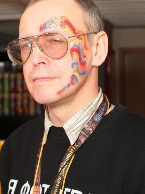 Борис, Россия, Железнодорожный, 54 года