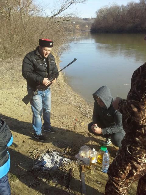 Александр, Россия, Белая Глина, 38 лет