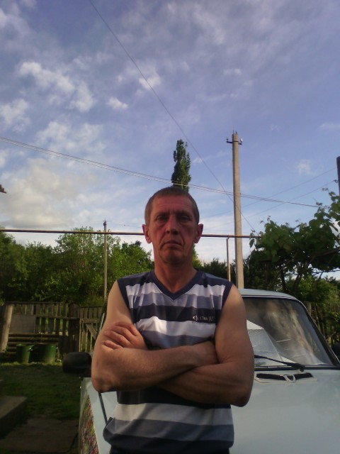 Влад, Россия, Крымск, 53 года