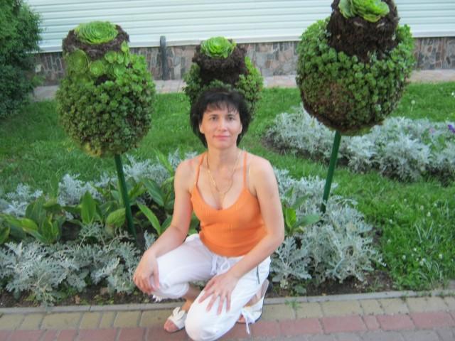 Светлана, Украина, Полтава, 43 года. Хочу встретить любимого человека, чтобы ценить, любить и радоваться жизни.