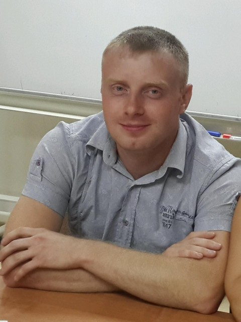 Вадим, Россия, Болохово, 39 лет