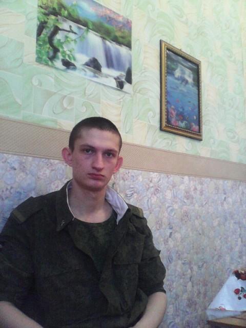 Серега, Россия, Реутов, 23 года