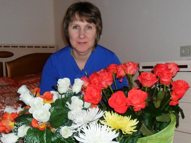 Ольга, Россия, Алексин, 48 лет