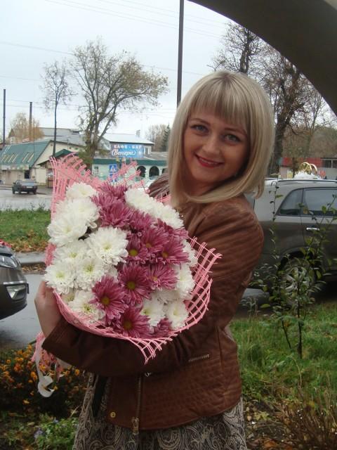 Ксения, Россия, Щёкино, 33 года