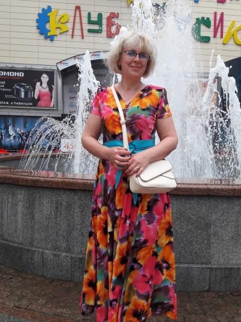 Инесса, Россия, Чехов, 54 года