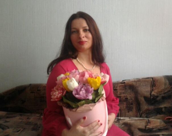 Светлана, Россия, Звенигород, 41 год