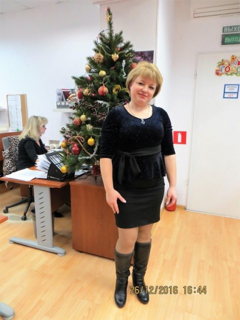 Светлана, Россия, Нахабино, 40 лет