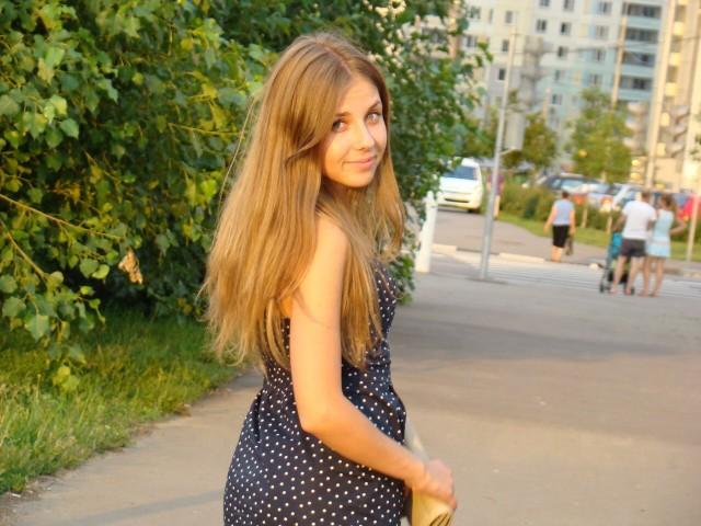 Анастасия, Россия, Москва. Фото на сайте ГдеПапа.Ру
