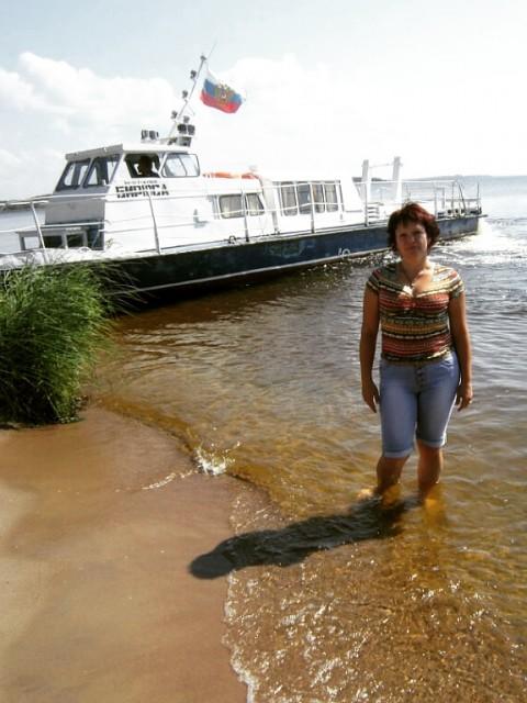 Галина, Россия, Куровское, 44 года