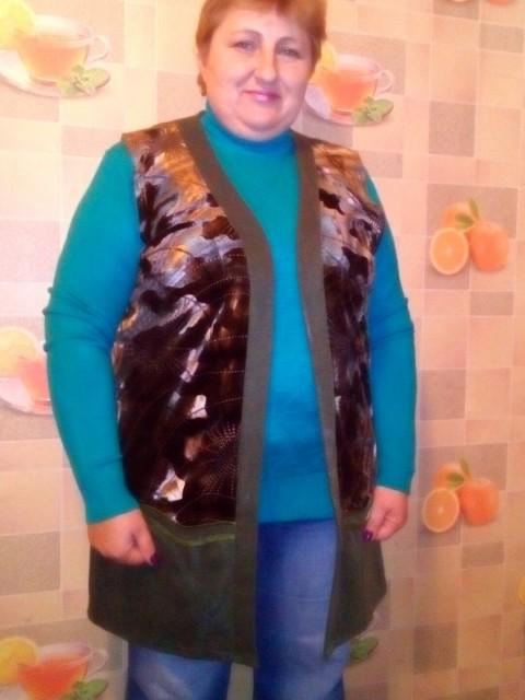 Анна, Россия, Павловск, 47 лет