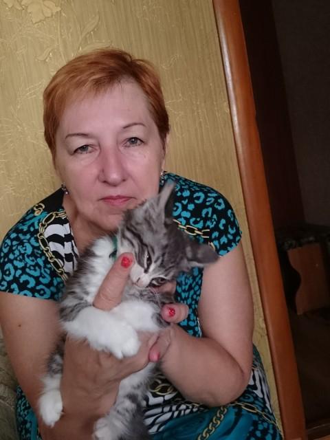 Анна, Россия, Горячий Ключ, 64 года