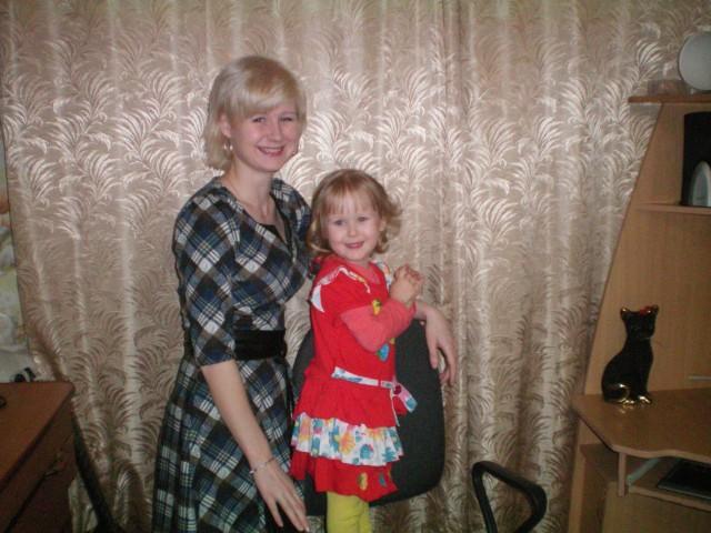 Анастасия, Россия, Бологое, 28 лет