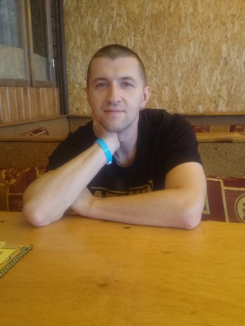 Илья, Россия, Москва, 40 лет
