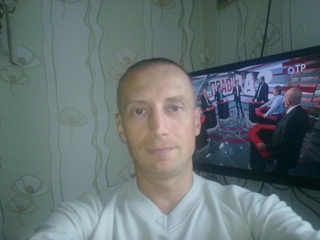 Андрей, Россия, Смоленск, 45 лет