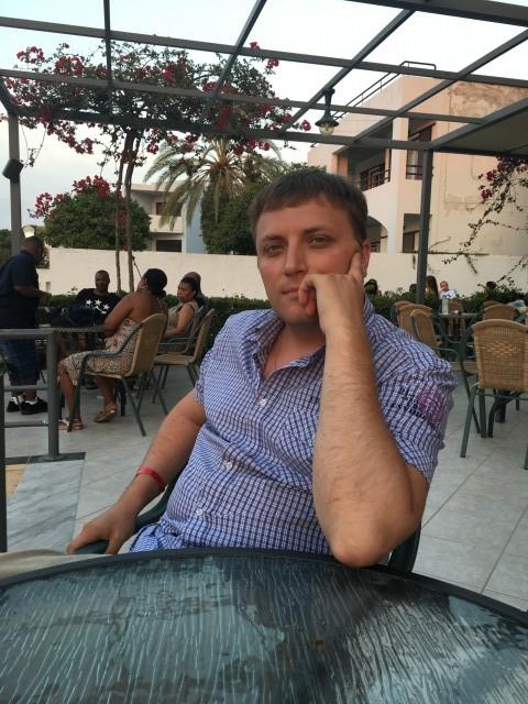 Егор, Россия, Москва, 39 лет