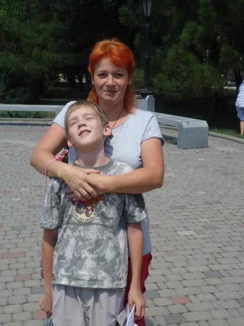 Ольга Венидиктова (Духанина), Россия, Новороссийск, 44 года