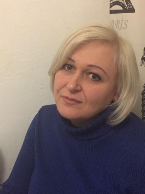 Елена, Россия, Королёв, 46 лет