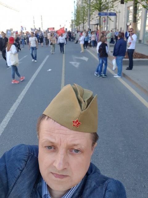 Роман, Россия, Москва. Фото на сайте ГдеПапа.Ру