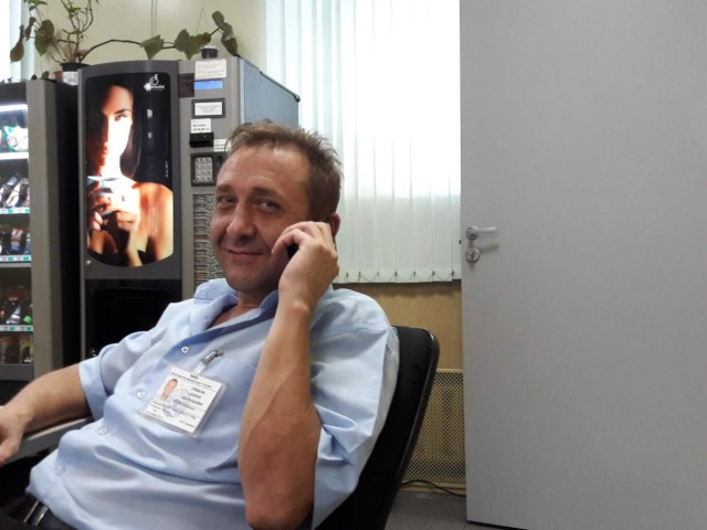 Андрей Грибков, Россия, Богучар, 44 года