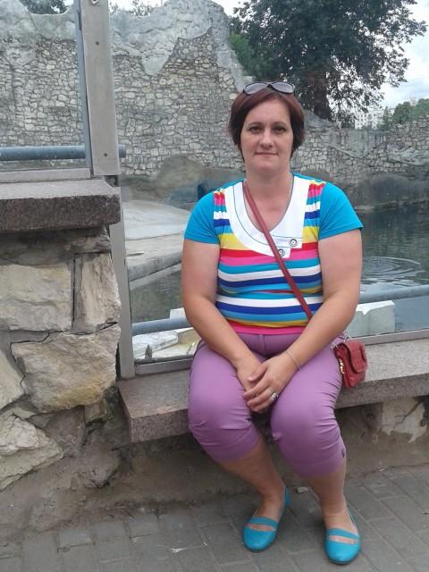 Светлана, Россия, Новозыбков, 43 года