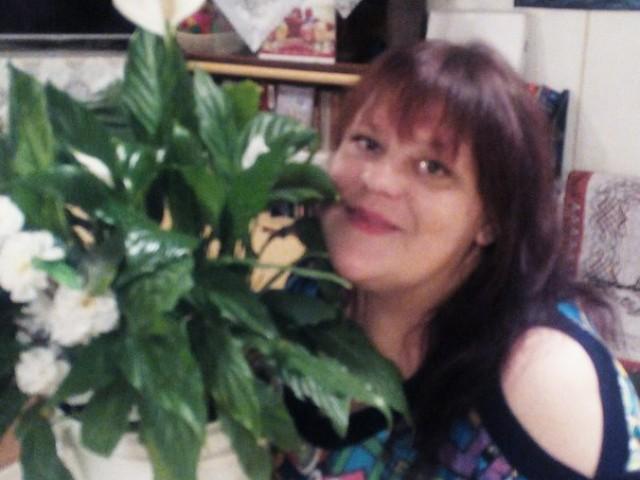 анна, Россия, Углич, 44 года
