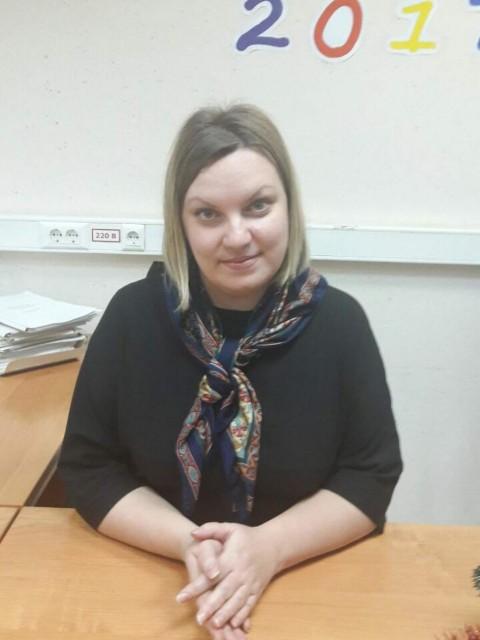 Ольга, Россия, Тула, 35 лет